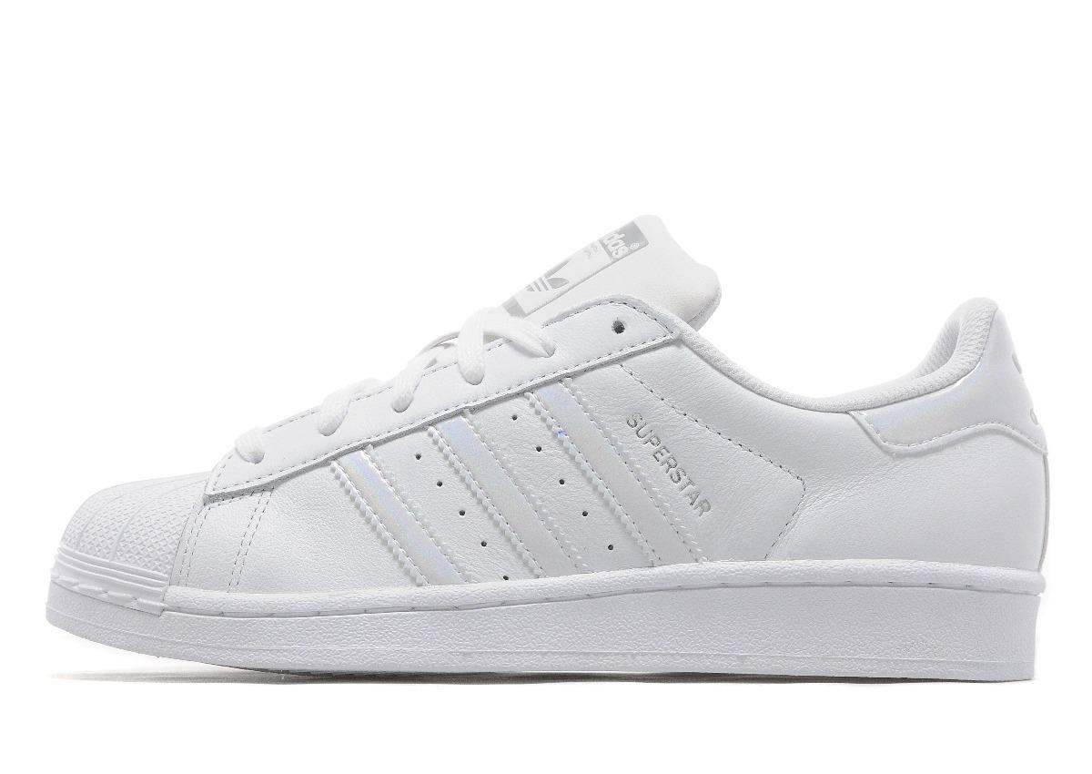 adidas superstars blancas