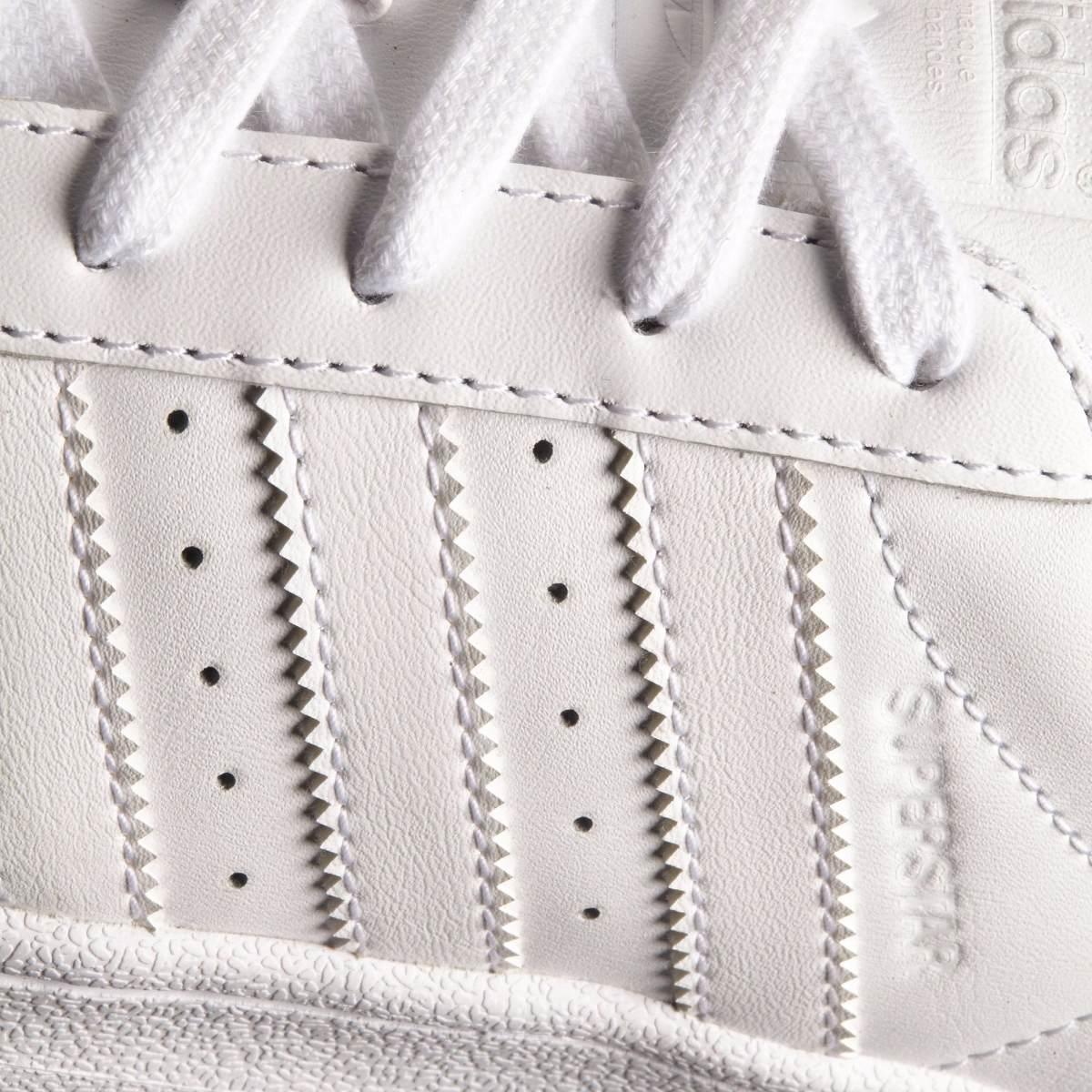 adidas Superstar Blancas Mujer Originals Puntera Originales