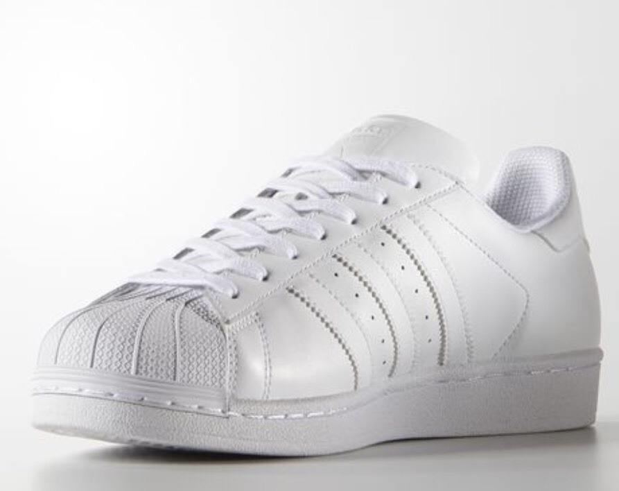 adida superstar blancas