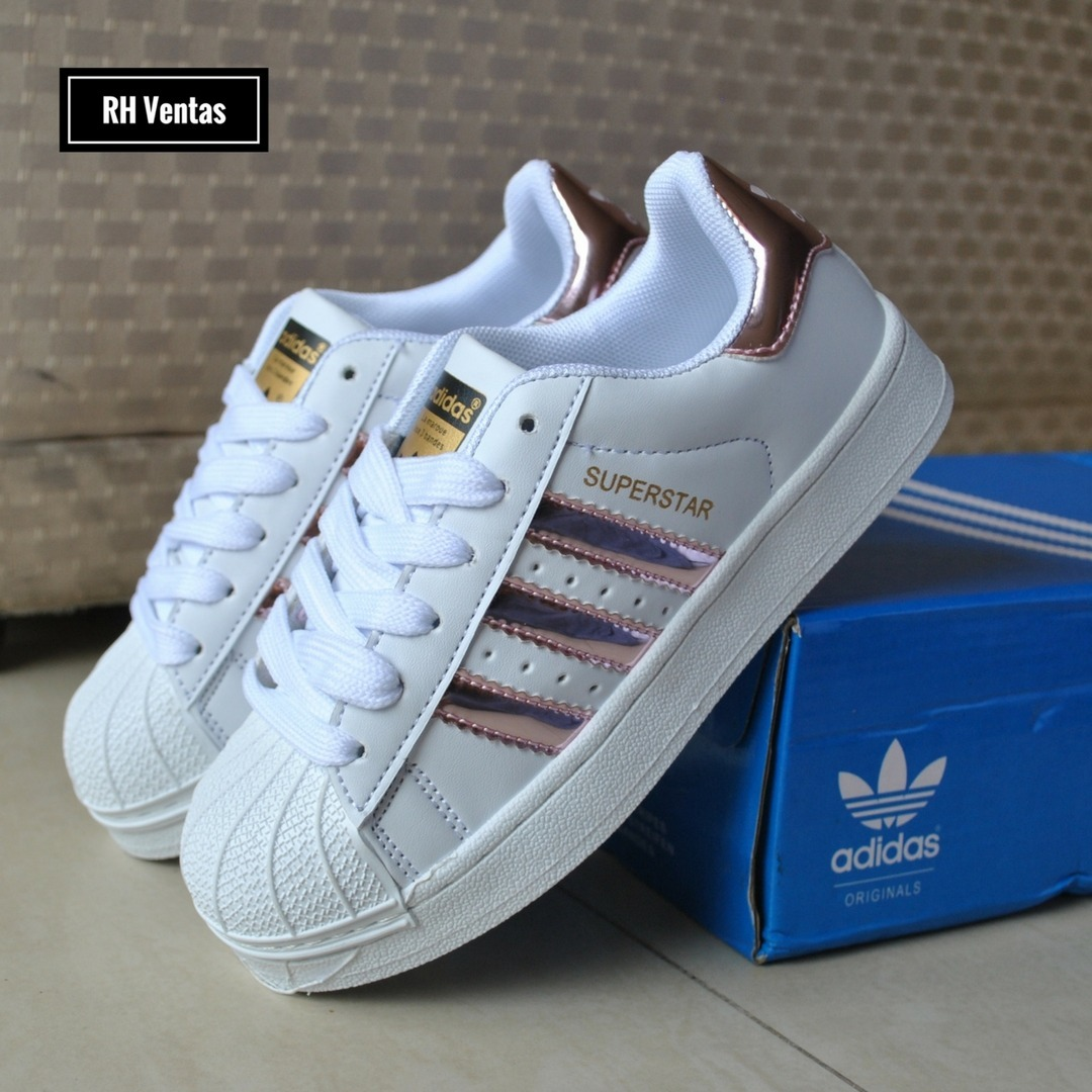wholesale dealer 17f17 5d0c5 Niña Superstar tenis Vest Tenis 2018 Niña Adidas 8BqnZE