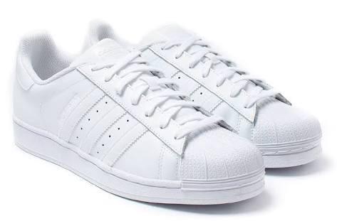 adidas superstar blancos