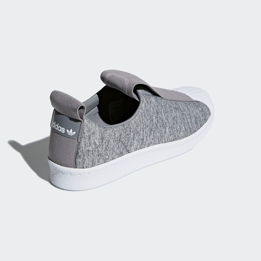 detailed pictures ec1f1 02d93 adidas Superstar Bw3s Slip-on Msi -envío Gratis- Original