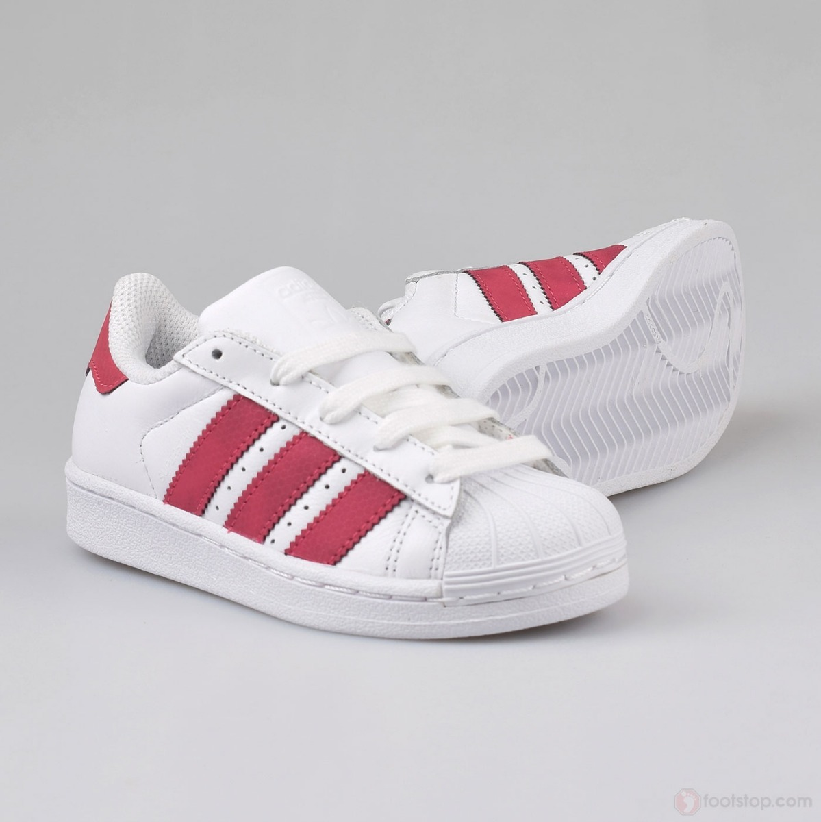 new product 0b415 a0d7f adidas Superstar C Cq2723 Niña -   30.000 en Mercado Libre