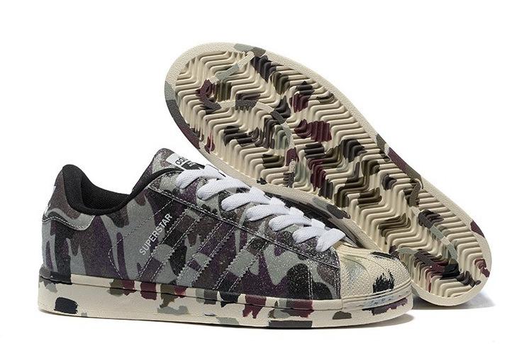 adidas superstar camuflage