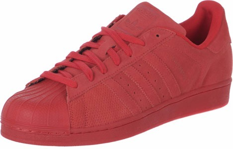 official photos 64cf6 bf00f adidas superstar c caja dama rojas originals exclusivas