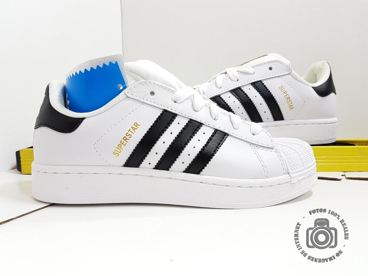 33146b55f6fe5 ... discount code for adidas superstar concha adicolor blanco negro dama  tenis. cargando zoom. e8f5d