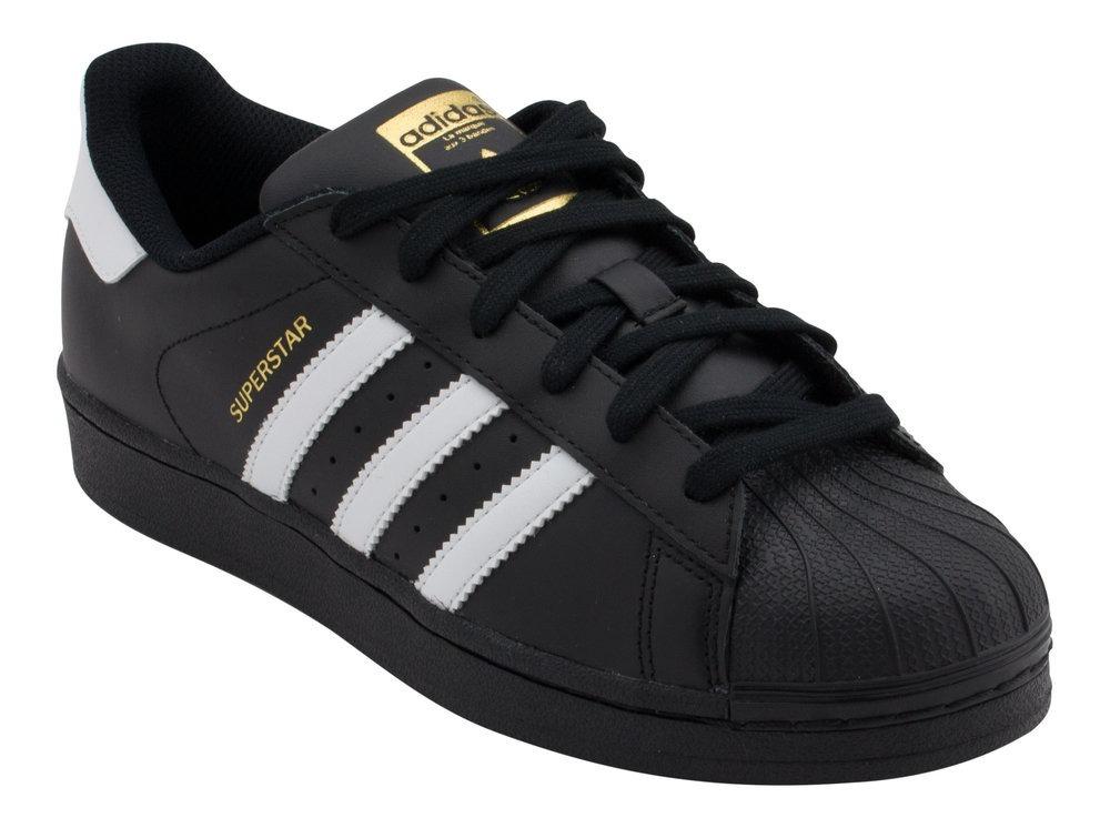 a40bdd48172 canada zapatillas adidas originals superstar blanco con negro. a600f b1931   usa adidas superstar concha negro blanco originales. cargando zoom. ab917  05e3c