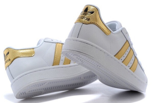 adidas superstar doradas originales