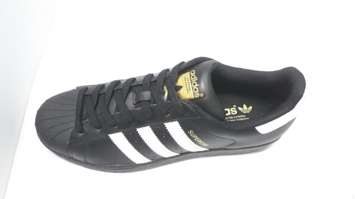 sports shoes be249 e20b1 adidas Superstar Foundation B27140 Caballero
