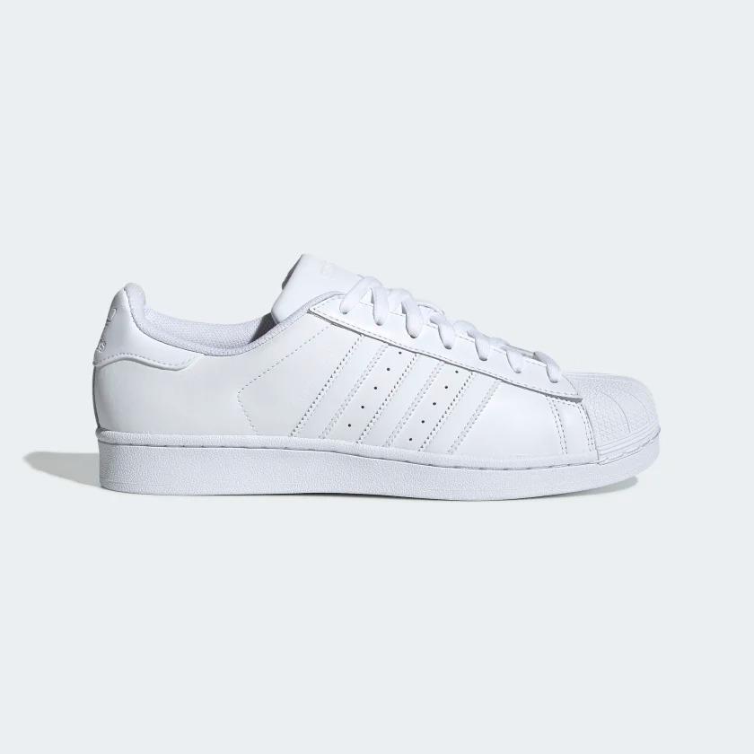 newest 87591 23eb8 adidas Superstar Foundation Triple White B27136 8mx
