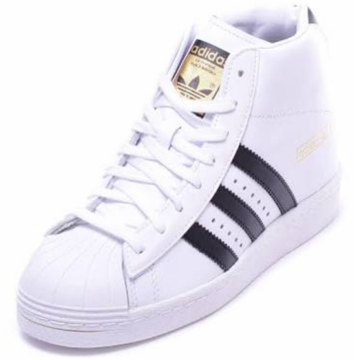 sale retailer 60052 0b384 ... where can i buy adidas superstar fundation gold bota choclo blanco negro.  cargando zoom.