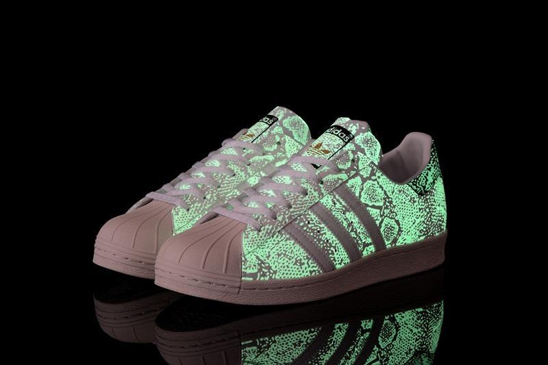 Stan Smith Adidas Glow In The Dark