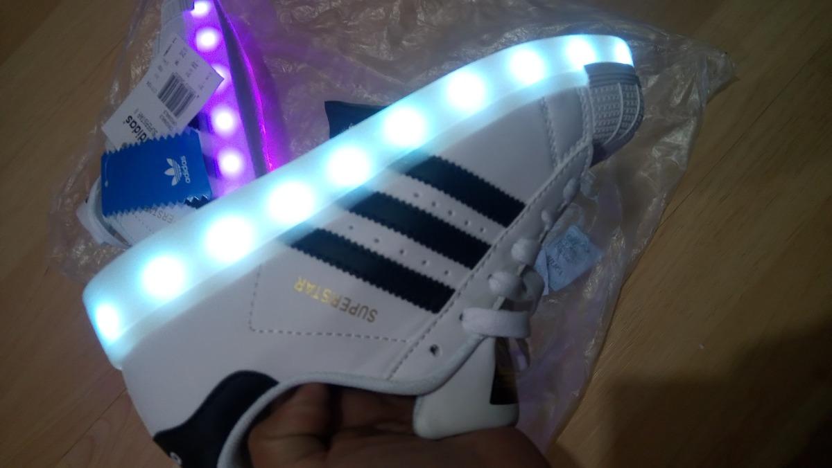 Adidas superstar luz led - Luces led primark ...