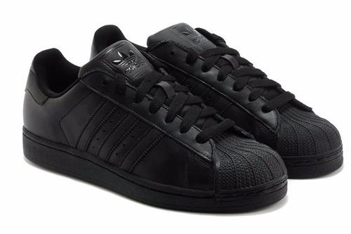 adidas superstar negras originales