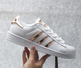 separation shoes 78e23 94b2e Tênis adidas Originals Superstar Branco E Preto - Original