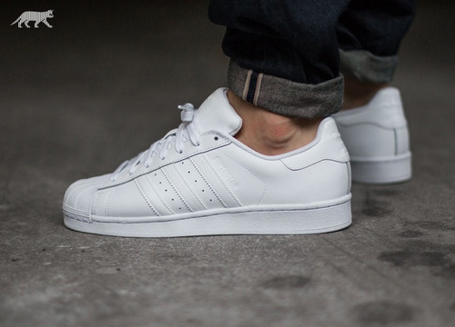 adidas superstar  originales! blancas, metal ! tornasoladas!