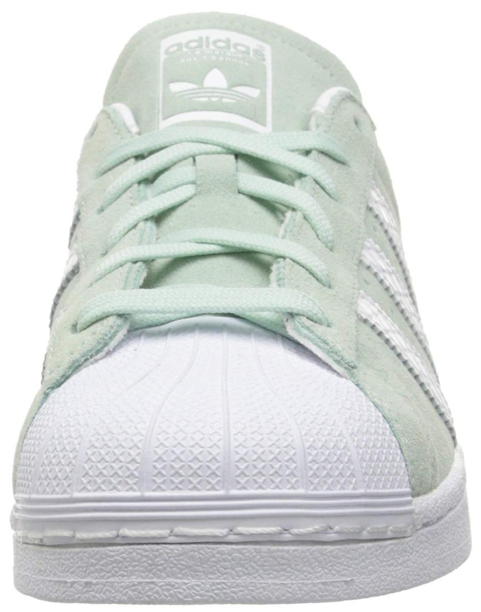 670819427c5 adidas superstar originales de mujer color verde. Cargando zoom.
