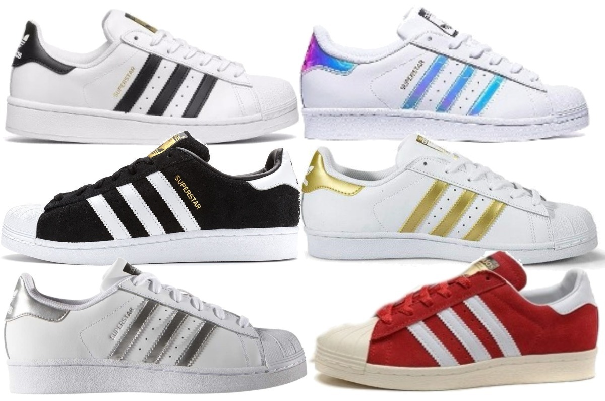 adidas superstar blancas 35