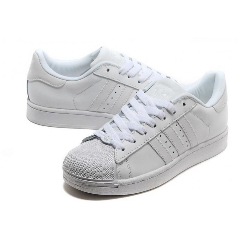 bf98f68e001 adidas superstar originals originales unisex blancas negras. Cargando zoom.
