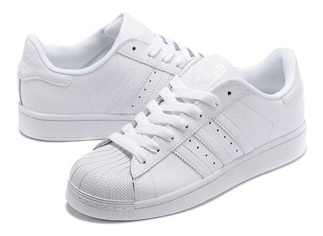adidas superstar blancas todas