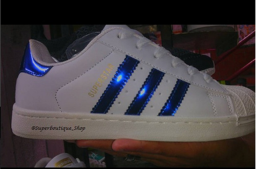 adidas superstar para damas y caballeros made in vietnam
