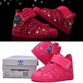 adidas Superstar Pink Glow Brillo Exclusiva Impprtada