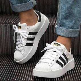 e843dd11413 Zapatillas Adidas Mujer Con Plataforma - Ropa y Accesorios en ...