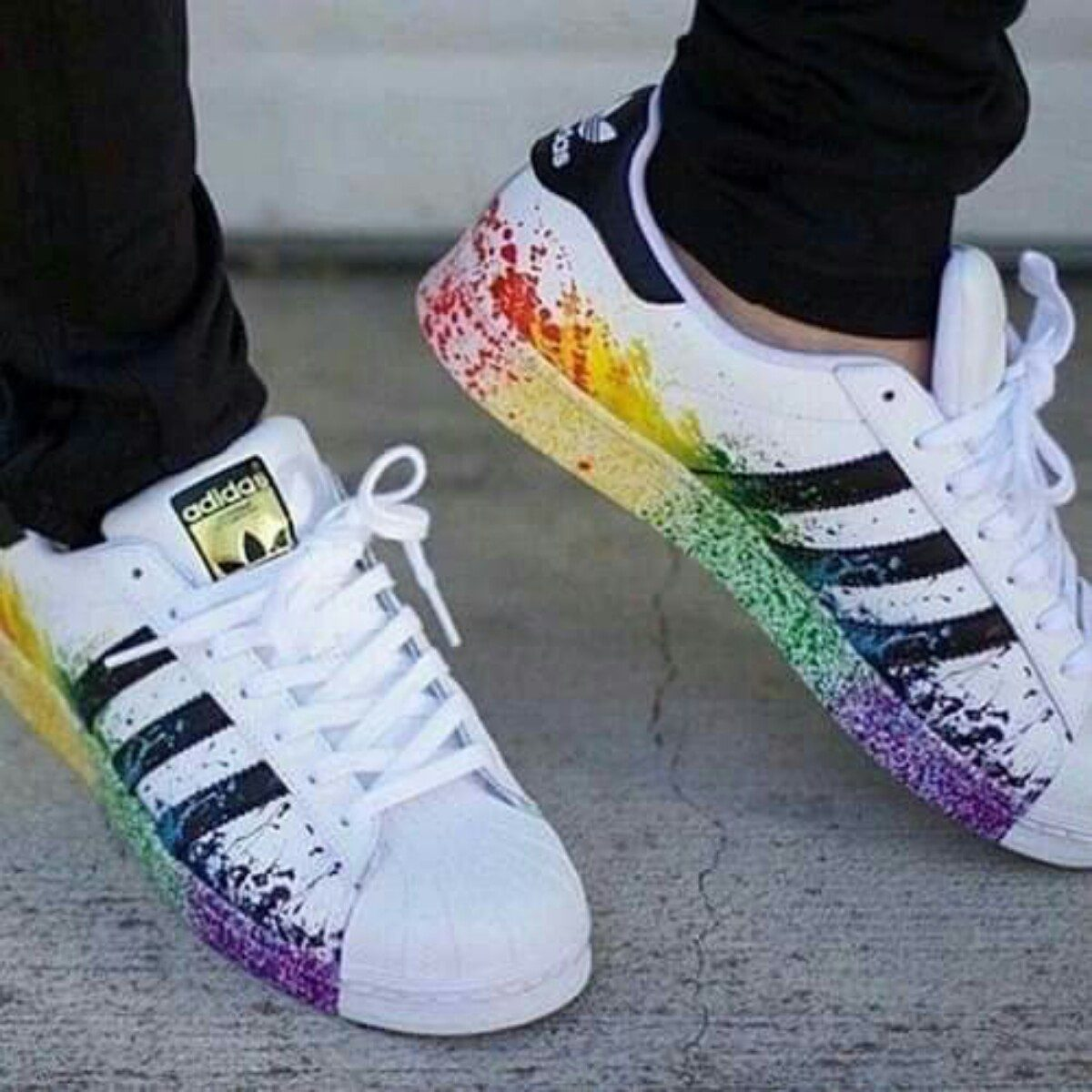 adidas superstar pride