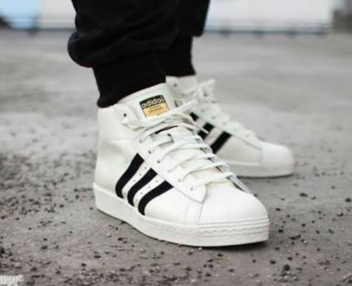 competitive price 37b85 a1ef8 adidas Superstar Pro Model Vintage Deluxe Nuevas Originals
