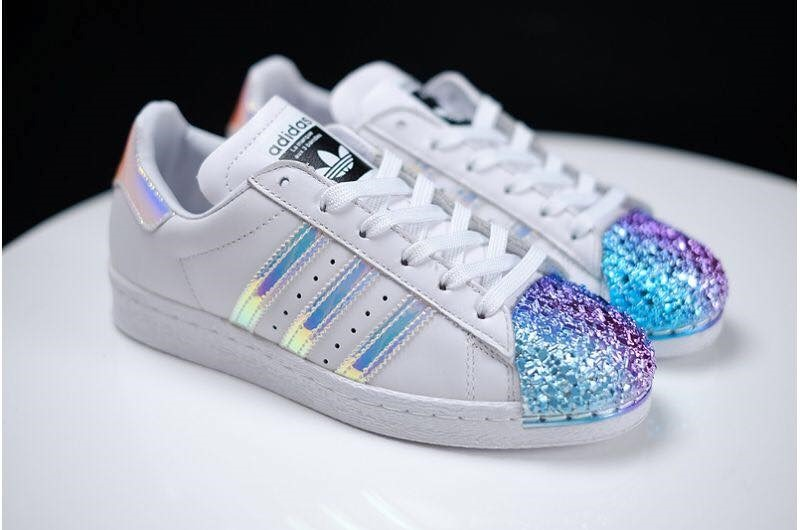 las adidas superstar
