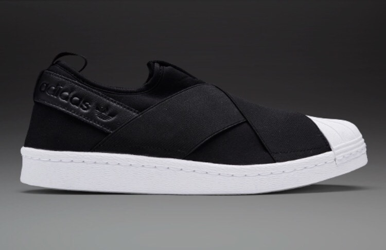 Adidas Superstar Slip On Chica