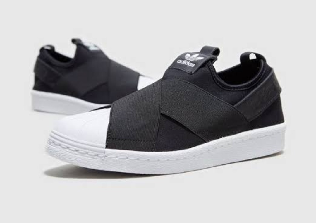 adidas Superstar Slip On Negro