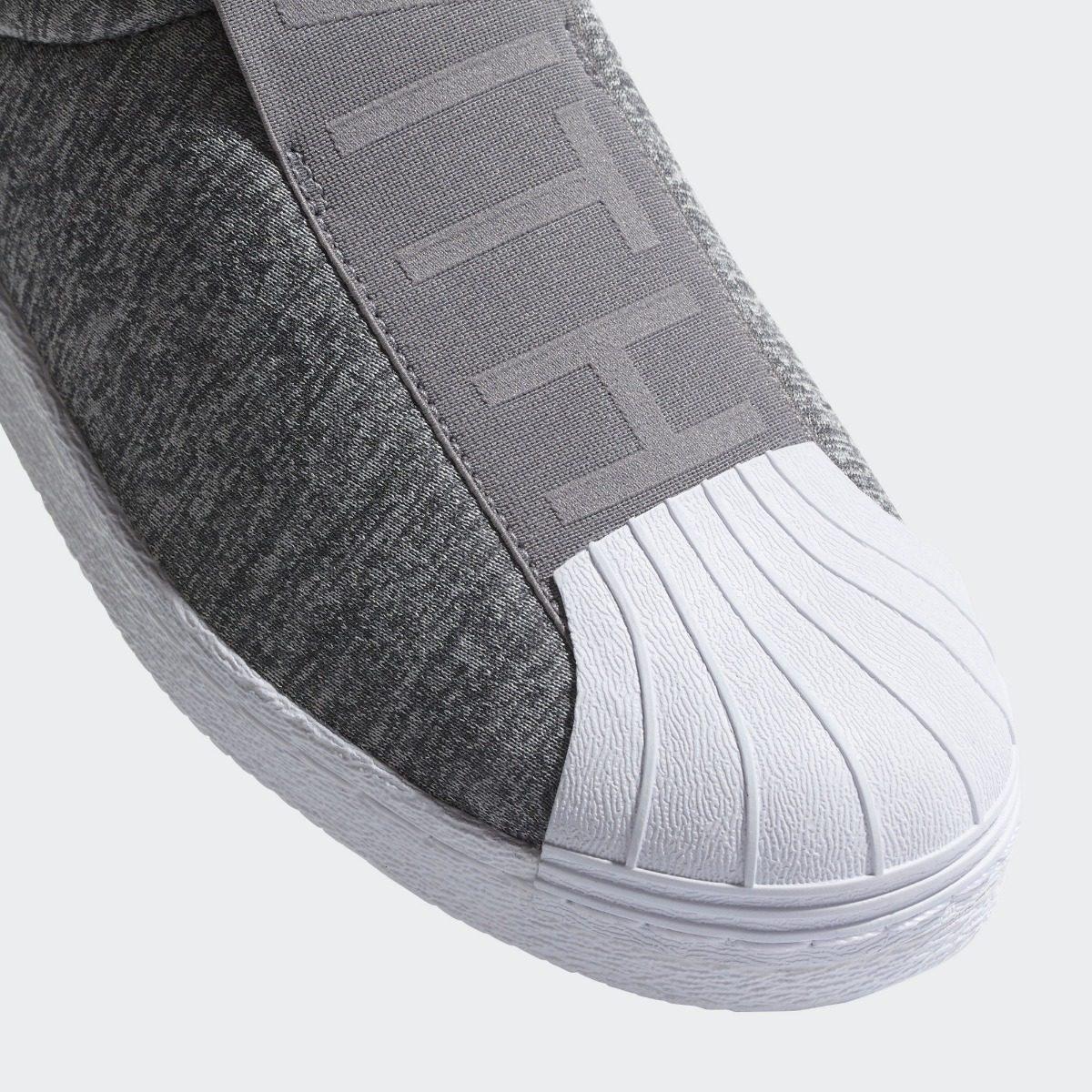 ... Tênis Adidas Superstar 55ea9baafe5bd1  adidas Superstar Slip On -  Original - R 319 97c0bccd73264