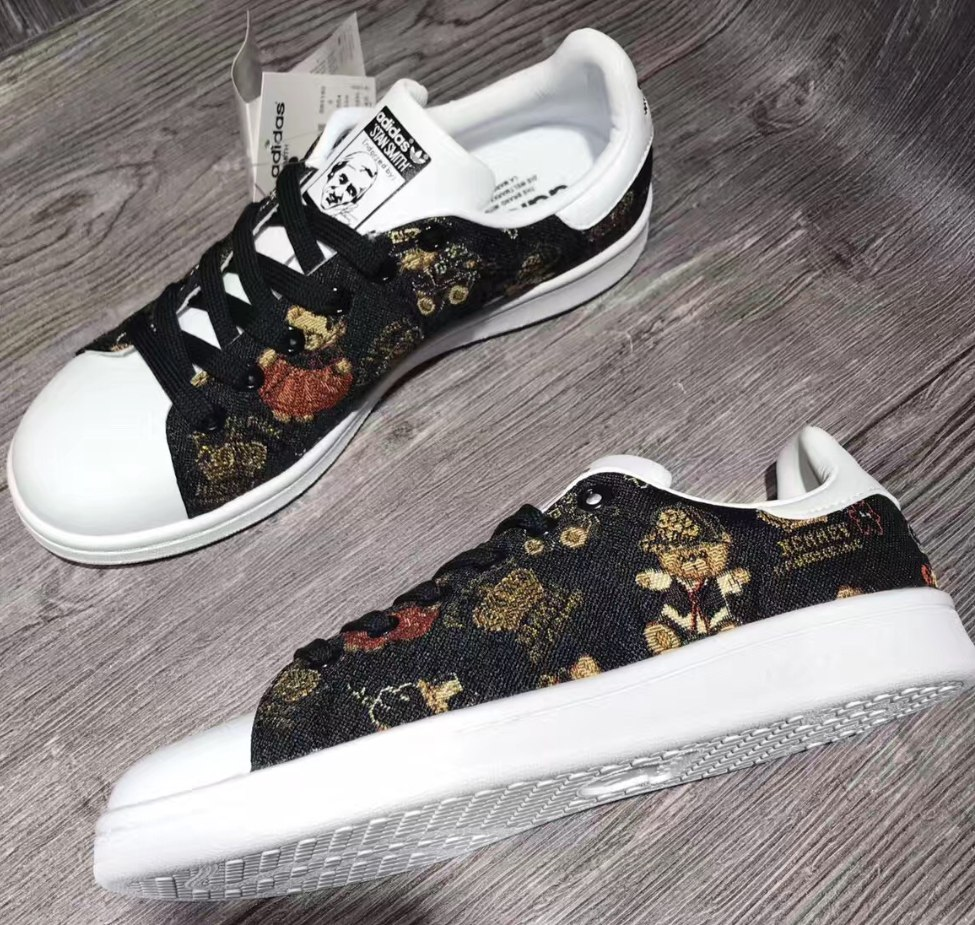 premium selection a894f 0dd0e adidas superstar stan smith vintage osos piratas edicion lím. Cargando zoom.