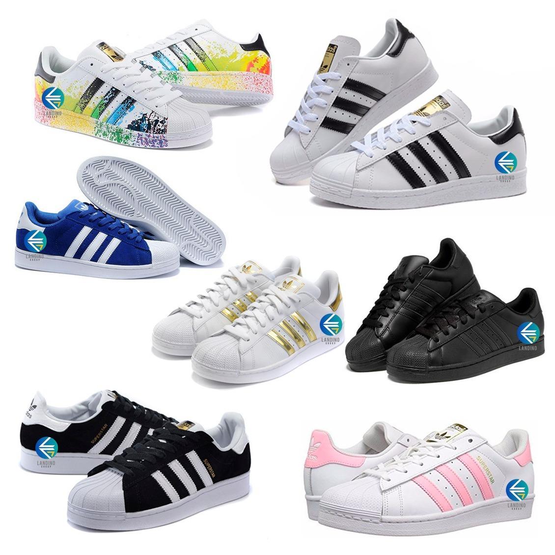 zapatillas superstar adidas