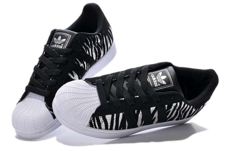 best service e5b62 cf914 ... adidas superstar zebra negro plata envio gratis. cargando zoom.