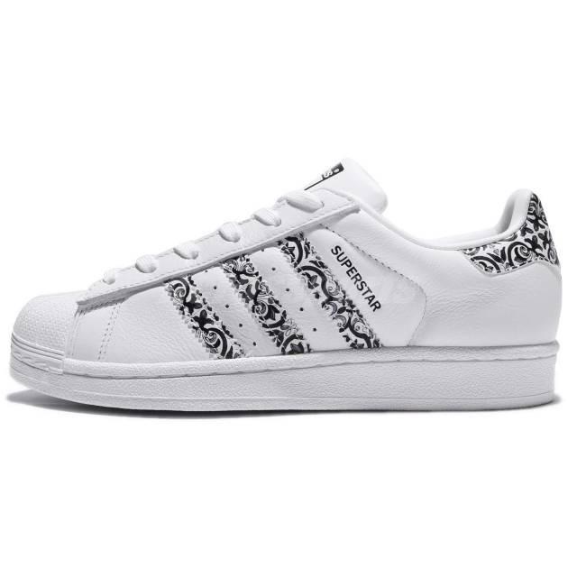adidas superstar blancas 37