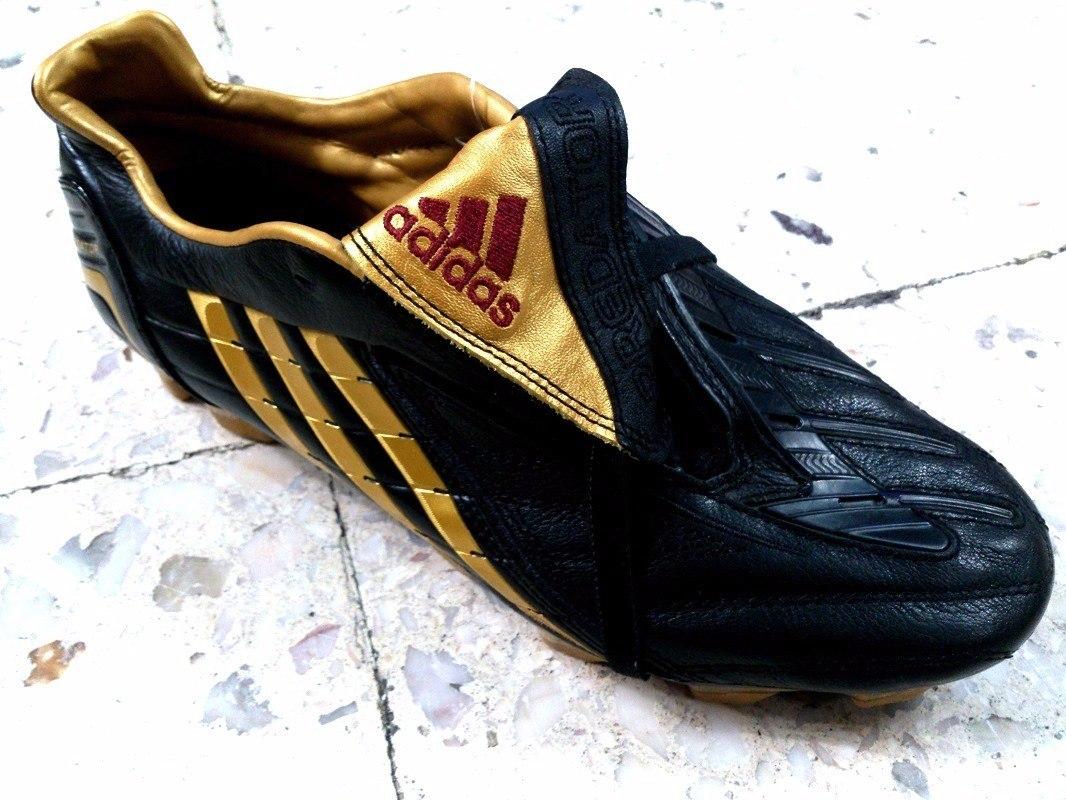 official photos a3cbe c823b ... sala adidas predator absolado beckham blanco gym  adidas projoator  powerswerve negro and oro