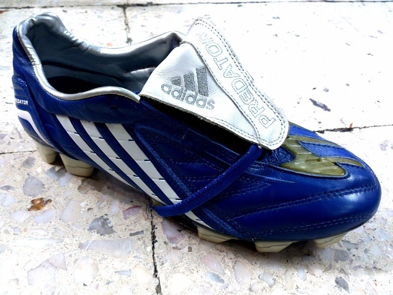sports shoes 199c6 4ac14 adidas tacos futbol predator absolion fg azul royal beckham. Cargando zoom.