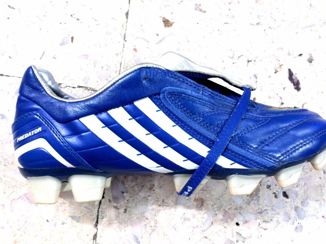 sports shoes 38328 2164a adidas tacos futbol predator absolion fg azul royal beckham. Cargando zoom.