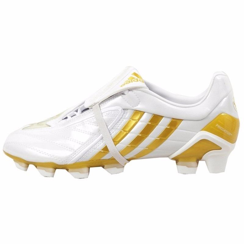 check out f78a9 c8271 ... wholesale adidas tacos futbol predator powerswerve fg blanco beckham.  cargando zoom. d8f3a c70db