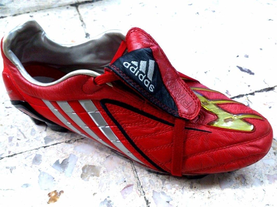 competitive price 2ce21 efa76 adidas tacos futbol predator powerswerve fg cherry beckham. Cargando zoom.