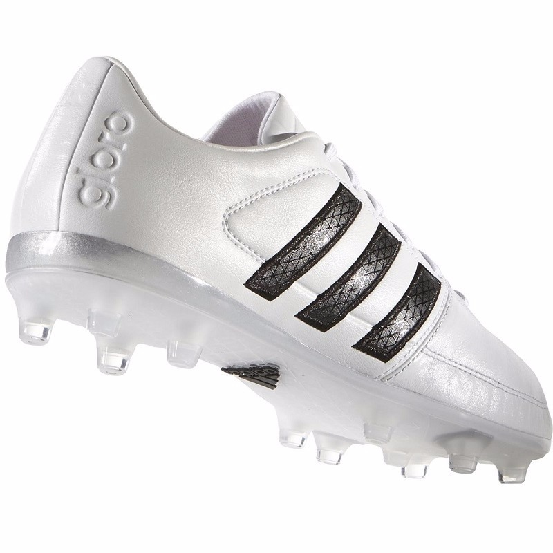 watch 5e49c 2cdbe adidas tacos futbol soccer gloro 16.1 fg piel suave blanco. Cargando zoom.