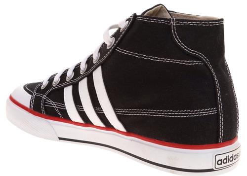 adidas tenis bota originals clemente hi stripe 27 m unsx