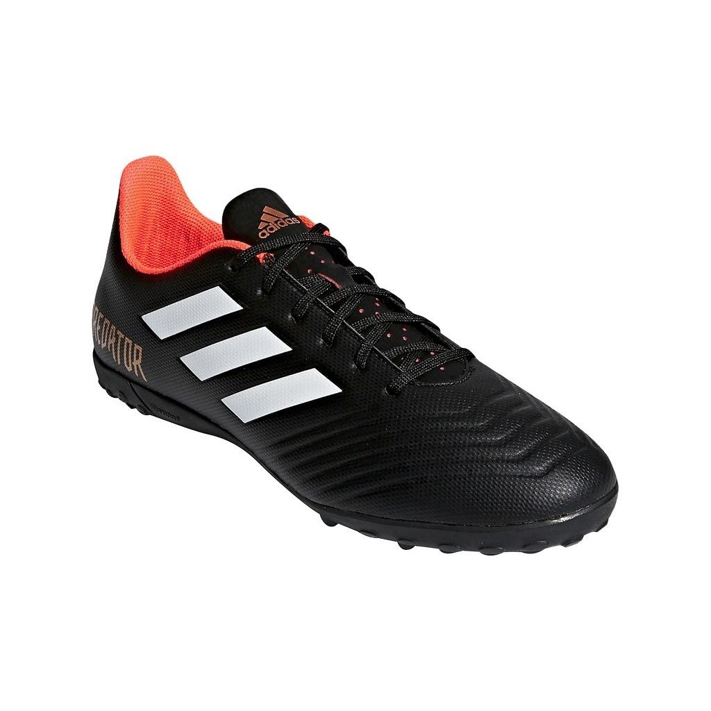 quite nice 2265b 18f85 adidas, Tenis Futbol Predator Tango 18.4 Tf, 27 Mx, Negro ...
