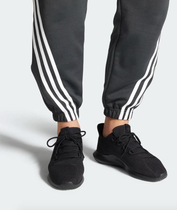 half off 66c5f 3cba6 adidas Tubular Shadow Triple Black Envío Gratis Original