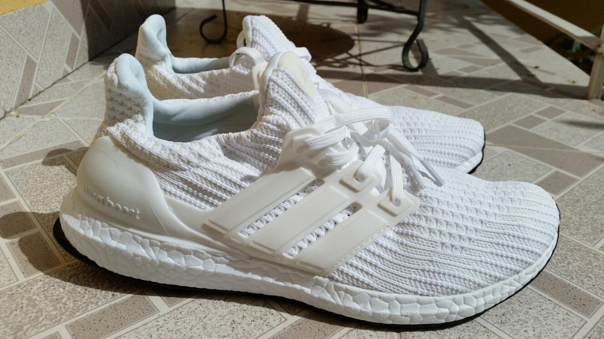 73bb3020a4 adidas ultra boost 4.0 triple white chulada hay tallas. Cargando zoom.