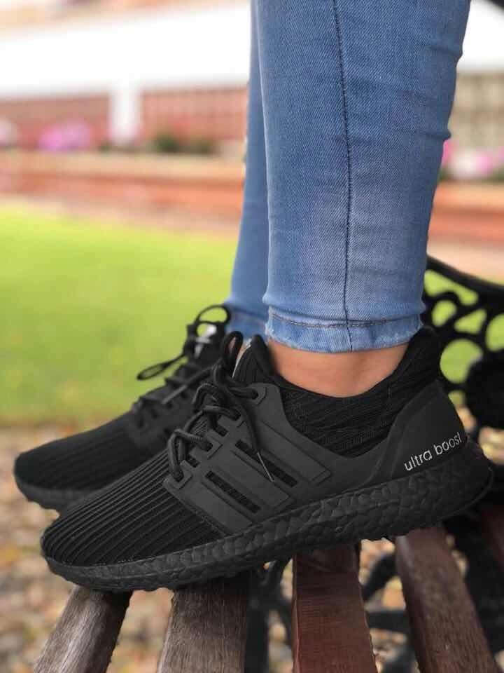 adidas ultra boost negros hombre - zapato o tenis deportivo. Cargando zoom. 707c84e255eb