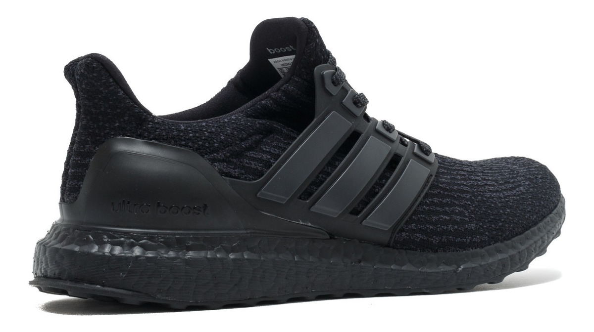 outlet store 2185e fb585 adidas - Ultra Boost ' Triple Black' - Ba8920 - Zapatos Corr