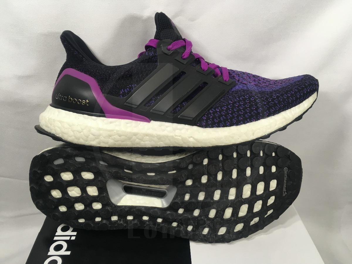 best loved 117fd 2e3a2 adidas Ultraboost Morado Mujer Aq5935 Look Trendy